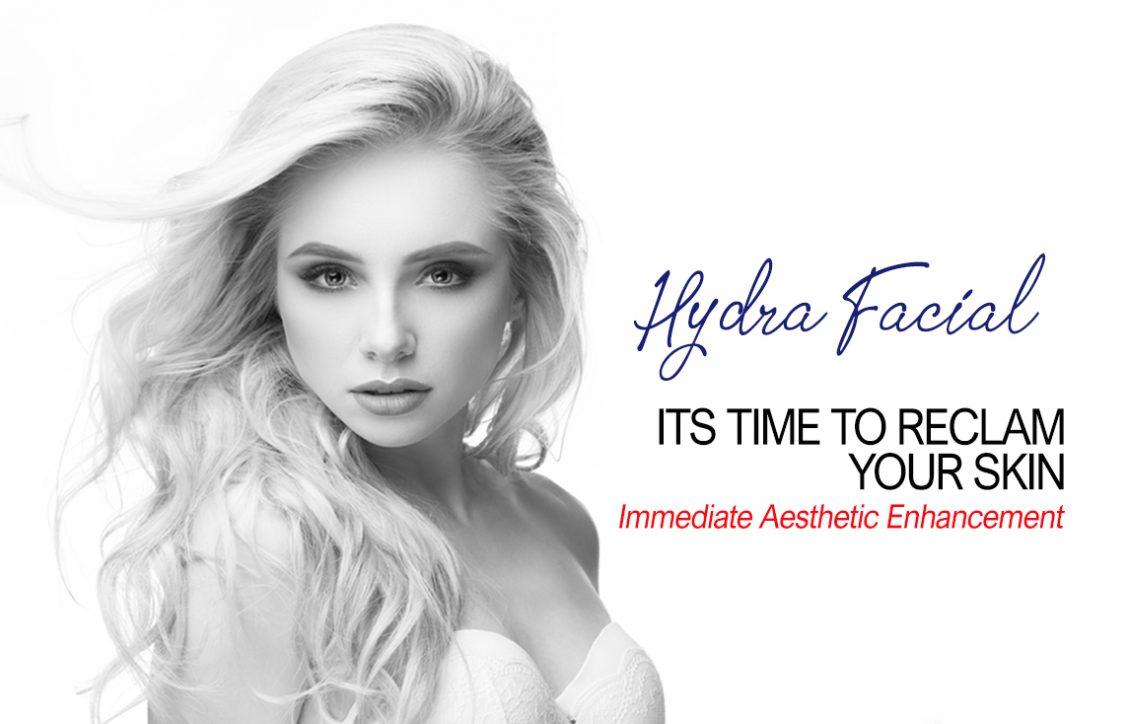 Hydra Facial Mobile Banner