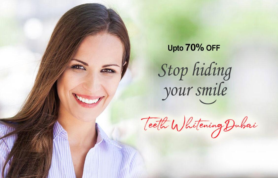 Teeth Whitening Mobile Banner